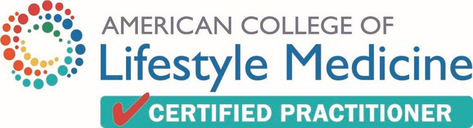 American College of Lifestyle Medicine Certified Practitioner Badge