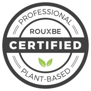 Rouxbe Certified Professional Plant-Based Badge